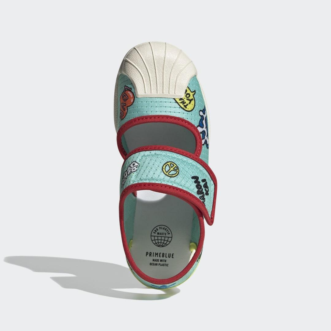 Сандалии Superstar 360 Primeblue adidas Originals