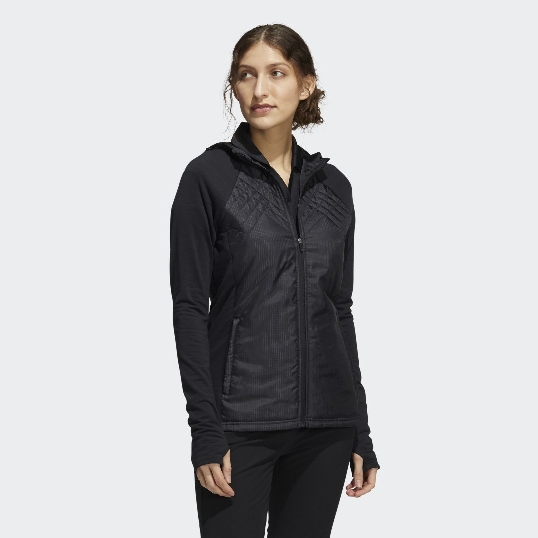 Sport Performance Recycled Polyester Quilted Ritsjack