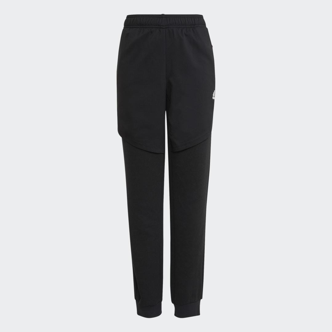 XFG Zip Pocket Slim-Leg Broek