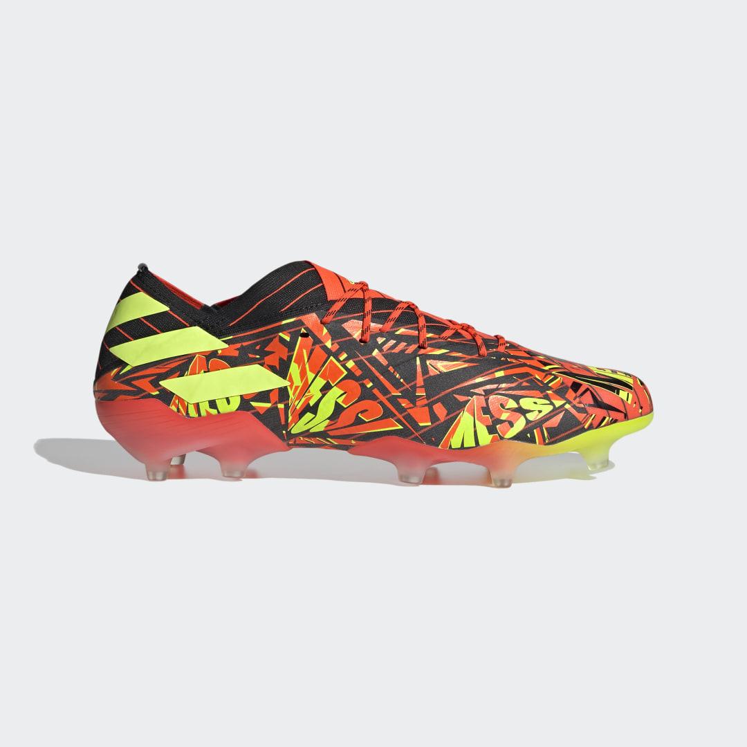 Футбольные бутсы Nemeziz Messi.1 FG adidas Performance