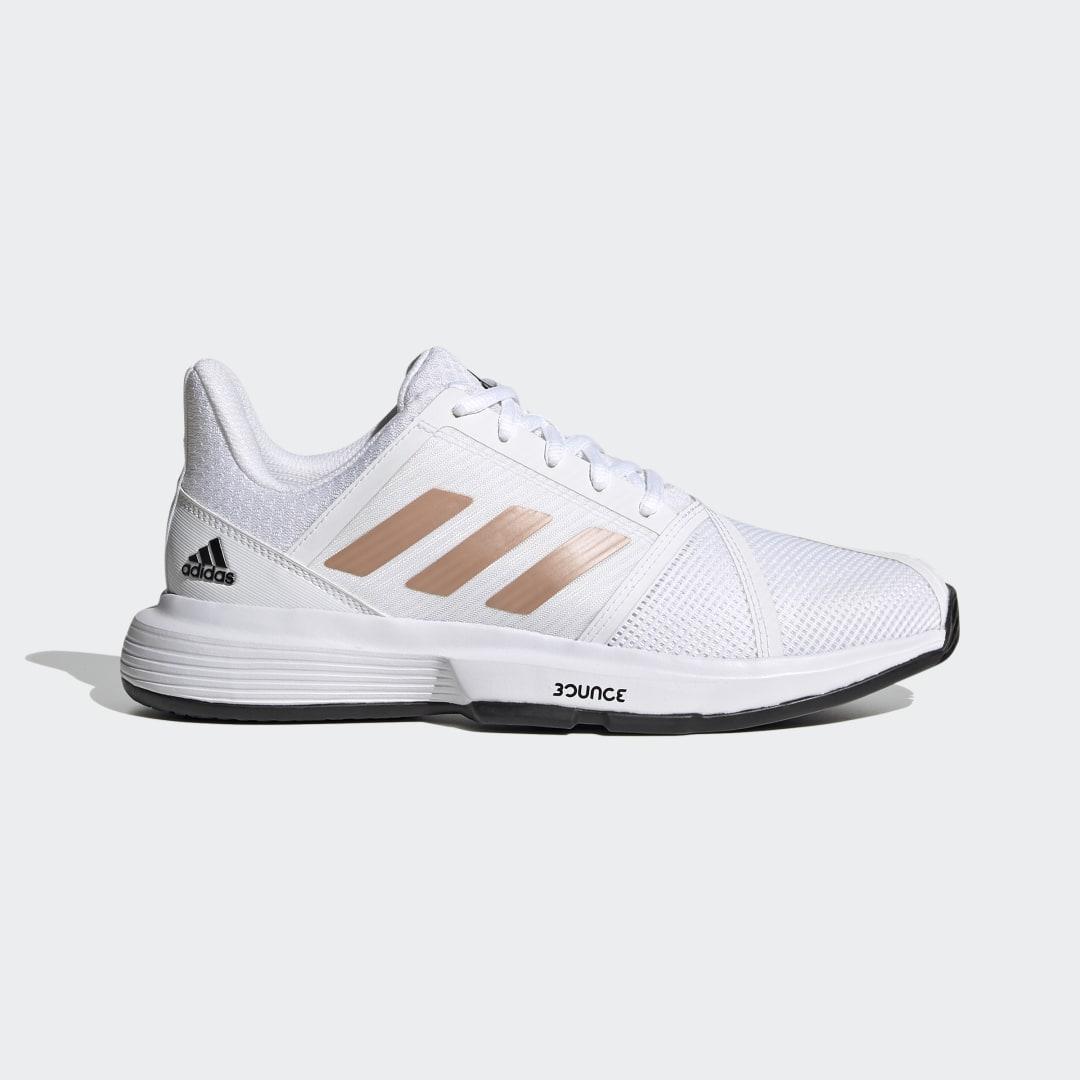 Кроссовки для тенниса CourtJam Bounce adidas Performance