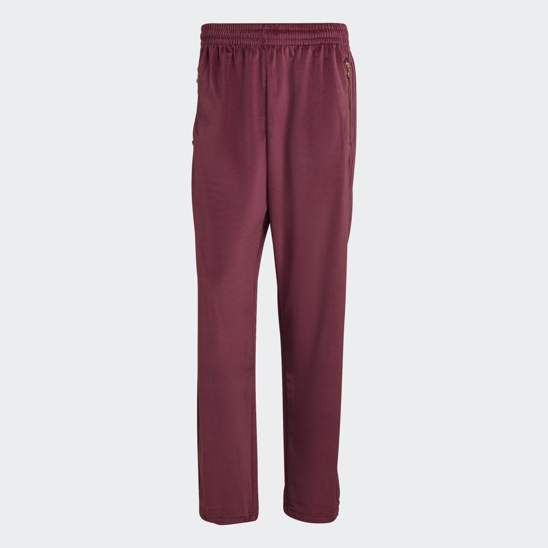 adidas Велюровые брюки Adicolor adidas Originals