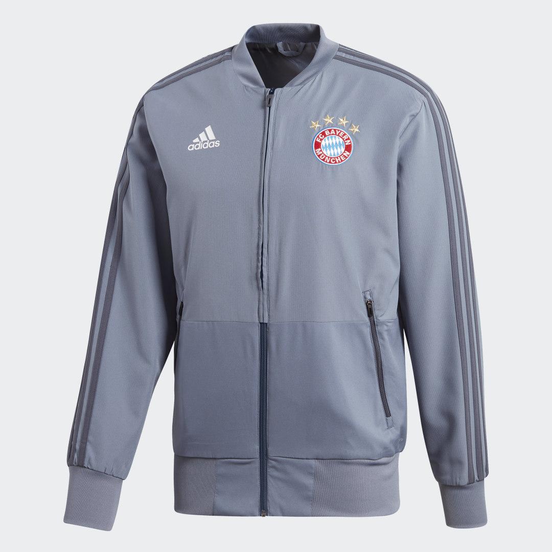 Chaqueta presentación FC Bayern Ultimate