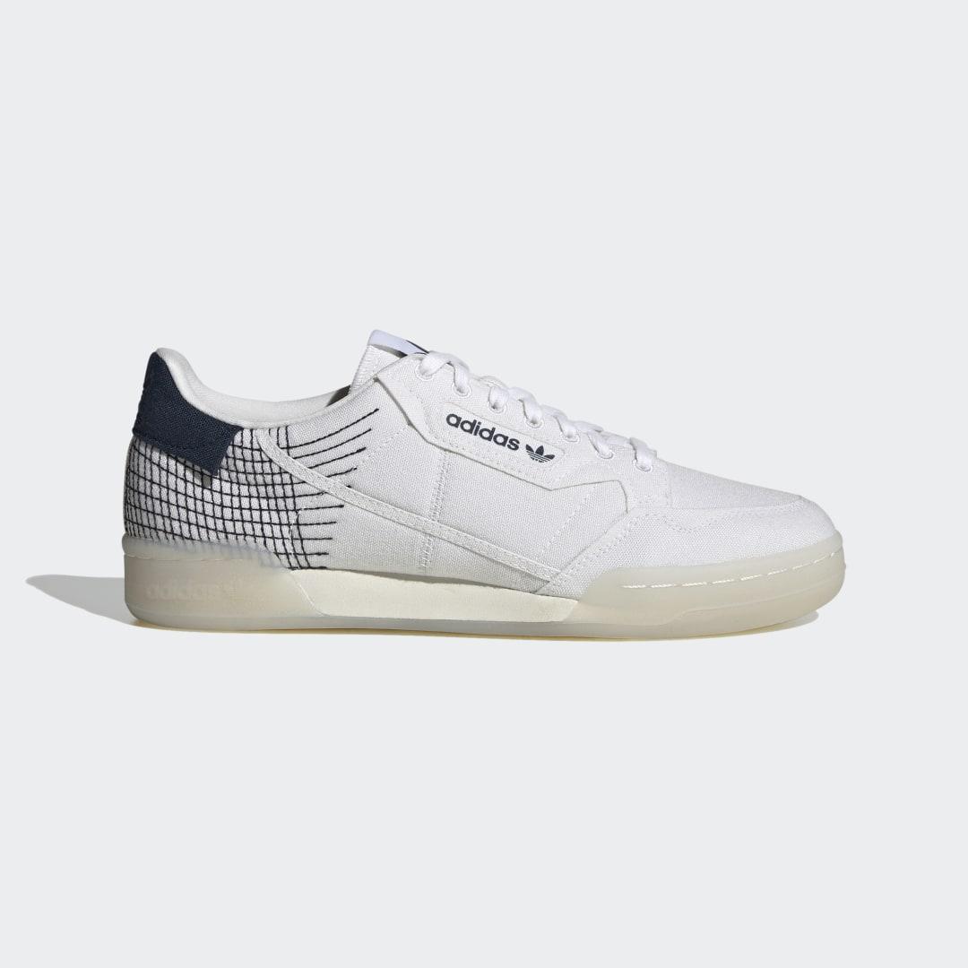 Кроссовки Continental 80 Primeblue adidas Originals