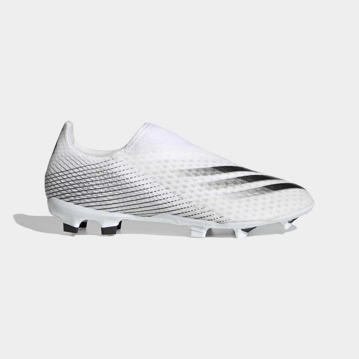 Calzado de Fútbol Sin Cordones X Ghosted.3 Terreno Firme