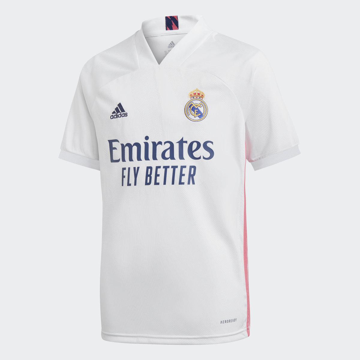 Real Madrid 20/21 İç Saha Forması