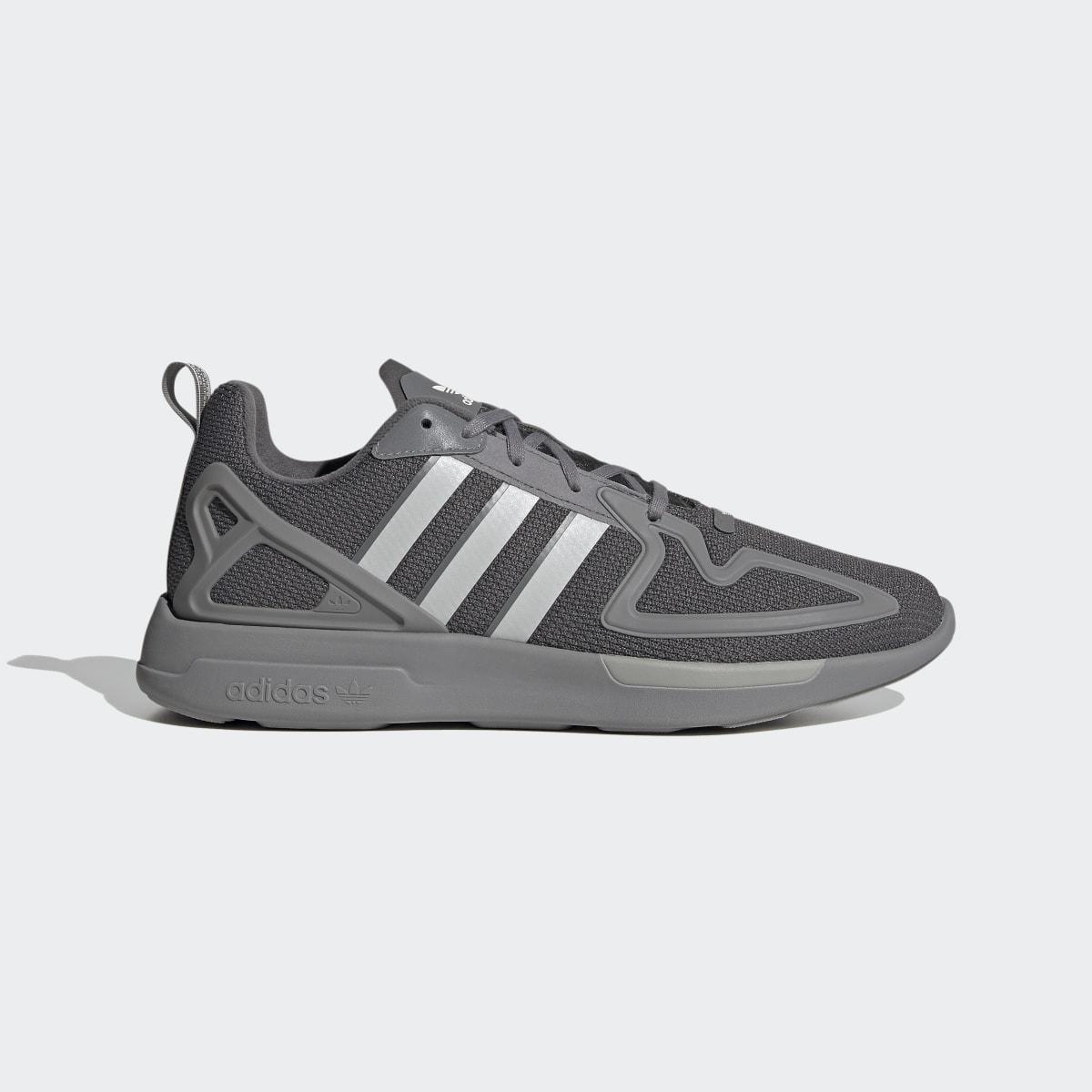 adidas ZX 2K Flux Shoes - Grey | adidas US