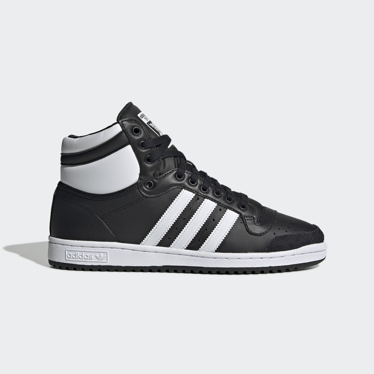 adidas superstar high top review