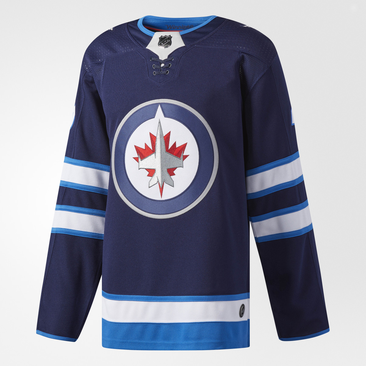 Maillot Jets Laine Domicile Authentic Pro