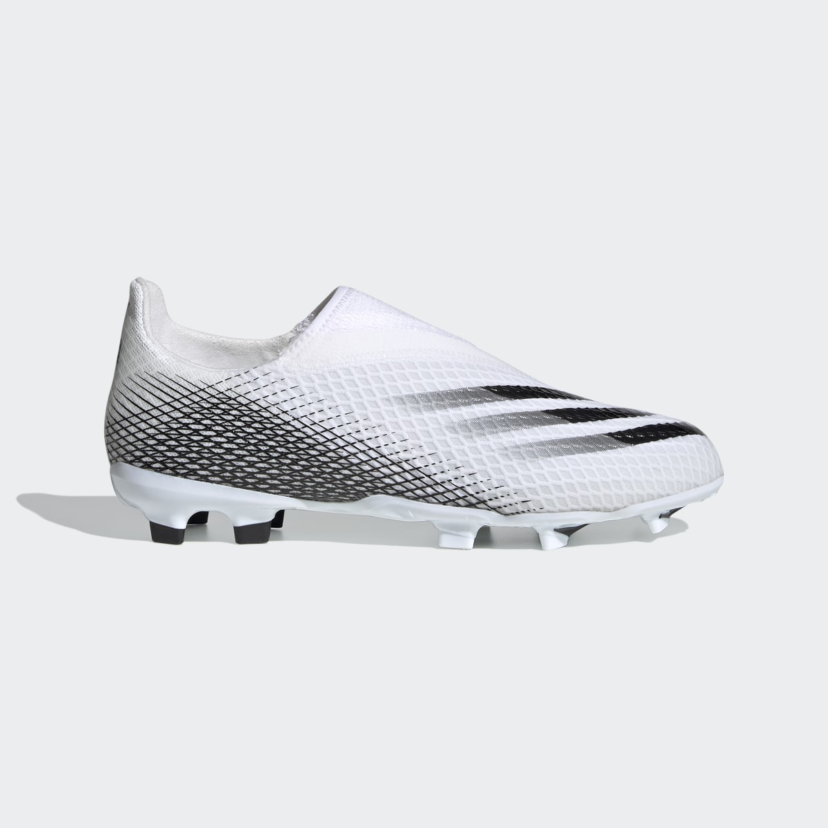 X Ghosted.3 Laceless Firm Ground Fotballsko