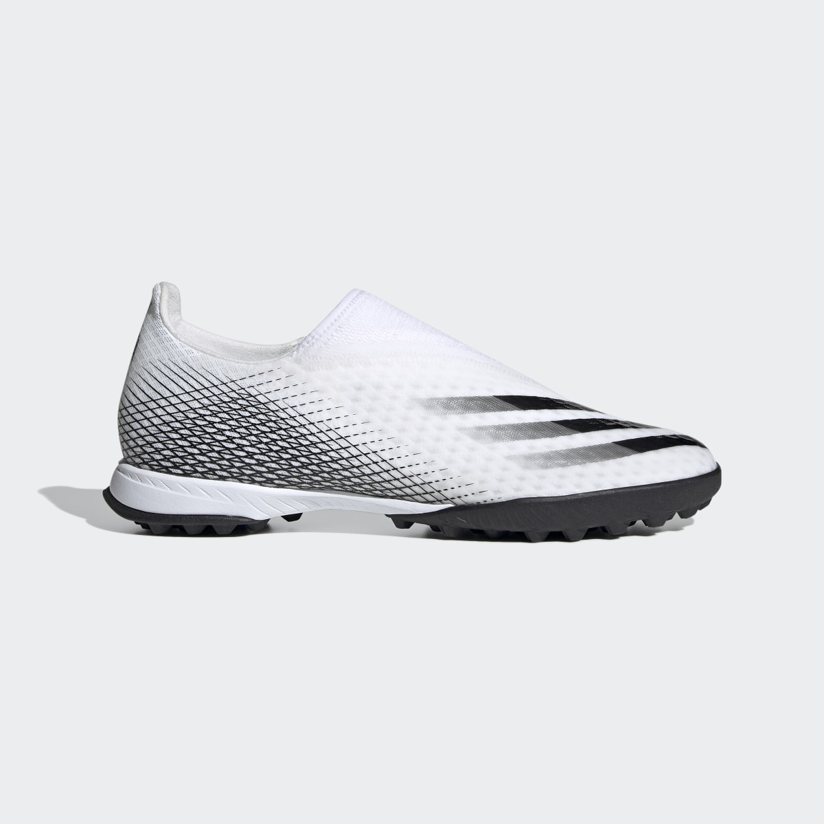 X Ghosted.3 Laceless Turf Cleats