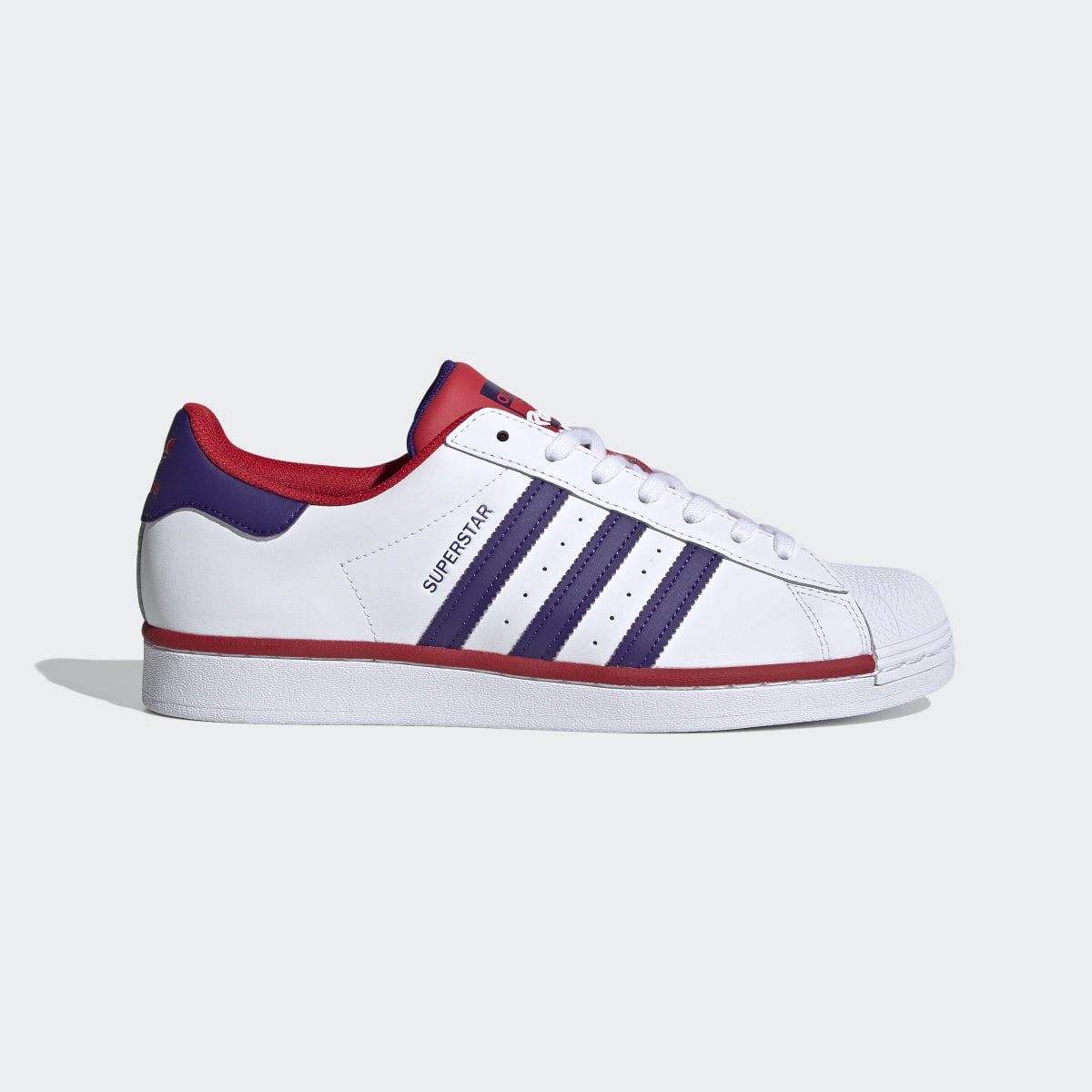 Adidas Superstar 1 Music (lila weiss orange