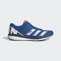 adidas Adizero Boston 8 Men's Shoes (Glow Blue / Core White / Trace Blue)
