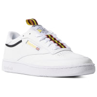 Deals on Reebok Unisex Club C 85 Leather Shoes