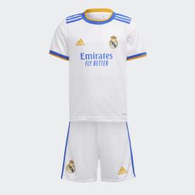 Real Madrid 21/22 Home Mini Kit