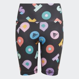 Calzas Cortas adidas X LEGO® DOTS™