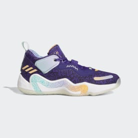 D.O.N. Issue #3: Playground Hoops Shoes
