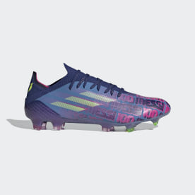 X Speedflow.1 Messi Firm Ground Boots