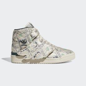 Jeremy Scott Forum Wings 1.0 Money Shoes
