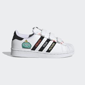 Giày Superstar adidas x Kevin Lyons