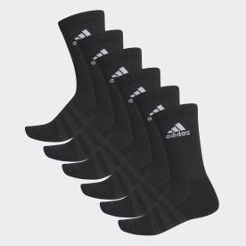 Cushioned Crew Socken, 6 Paar