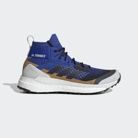 Zapatillas de Senderismo Terrex Free Hiker Primeblue