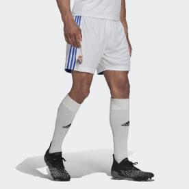 Real Madrid 21/22 Home Shorts