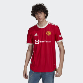 Manchester United 21/22 Home Authentic Trøye