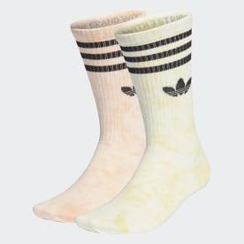 Ponožky Tie-Dyed – 2 páry