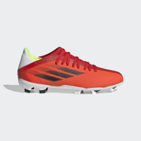 รองเท้าฟุตบอล X Speedflow.3 Firm Ground