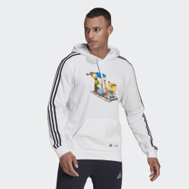 adidas x The Simpsons Family Graphic Hoodie