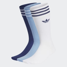 Ponožky Crew (3páry)