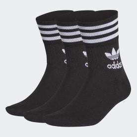 Chaussettes mi-montantes (3 paires)