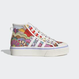 Nizza Platform Mid Shoes