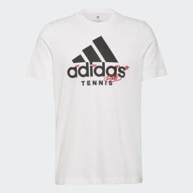 Футболка для тенниса Graphic Logo