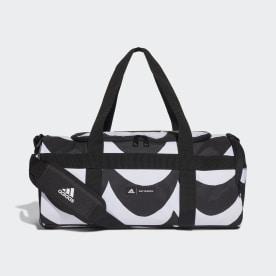Small Duffel Bag with Marimekko Laine Allover Print