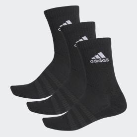 Cushioned Crew Socken, 3 Paar