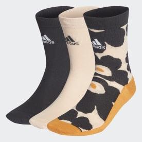 adidas x Marimekko Socken, 3 Paar