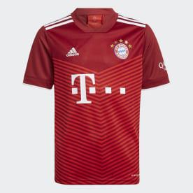 FC Bayern 21/22 Home Jersey