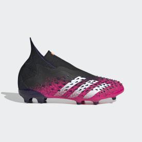 Botas de Futebol Predator Freak+ – Piso firme