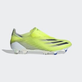 X Ghosted+ Firm Ground Cleats
