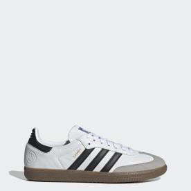 adidas Samba Classic Shoes - White | adidas US