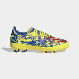 Marvel X Ghosted.3 Firm Ground Cleats