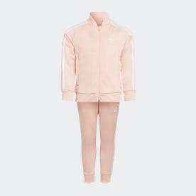 Conjunto chaqueta y pantalón Adicolor SST