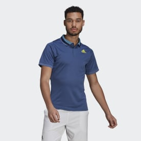 Tennis FreeLift Primeblue HEAT.RDY Poloshirt