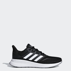 adidas Duramo 9 Shoes Black | adidas UK