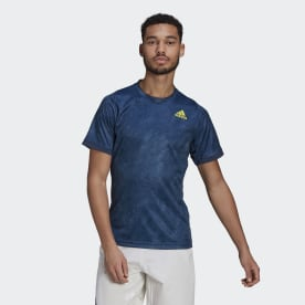 Tennis Freelift Printed Primeblue Tee