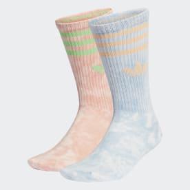 Tie-Dye Sokken 2 Paar
