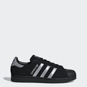 Women Iconic For amp; Sneakers Superstar Adidas Men Us Kids q714Sxgwx