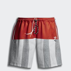 Pantalones Cortos MujerAdidas España Casual Originals 8wnXP0Ok
